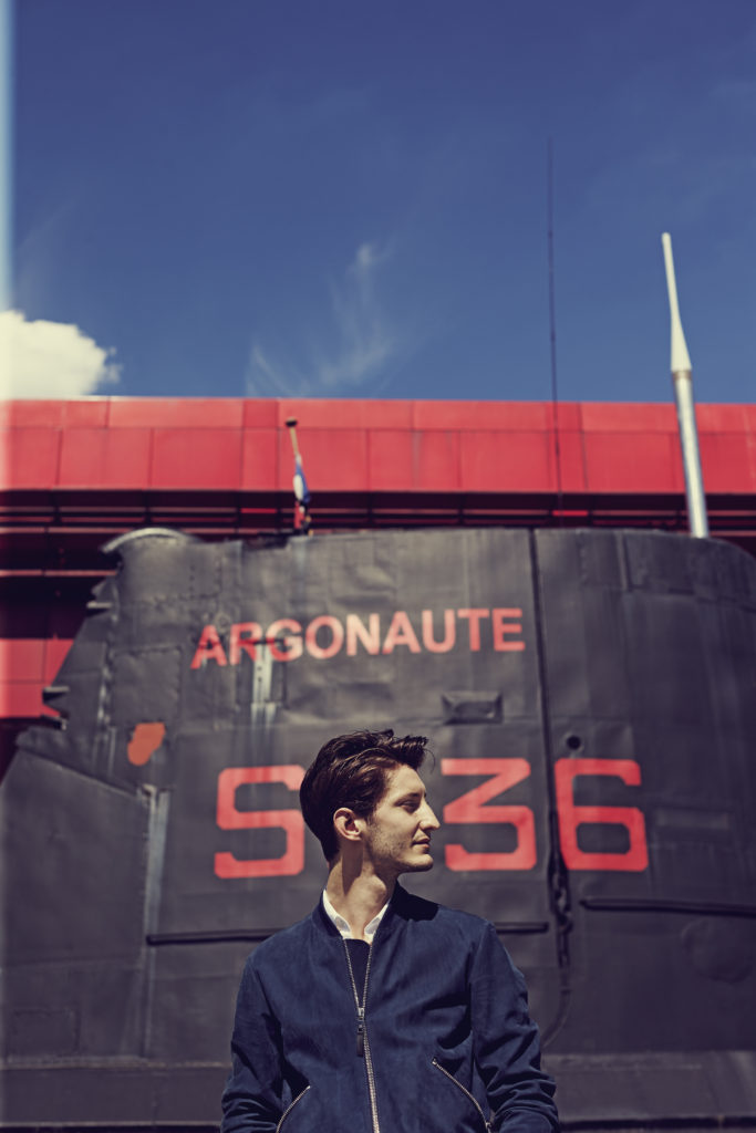 Pierre Niney by Thomas Lavelle
